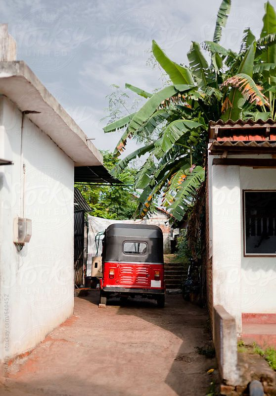 Car Near House By Milles Studio Negombo House Sri Lanka