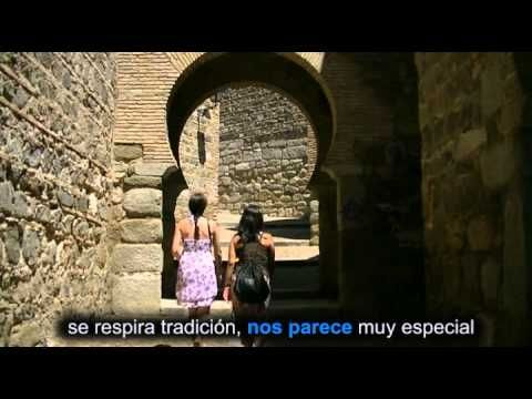 Learn Spanish while discovering Toledo (Spanish Subtitles) - YouTube