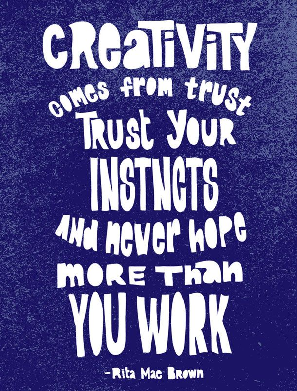 Quotes On Creativity Custom Wednesday June 5 2013  Words That Inspire  Pinterest . Design Decoration