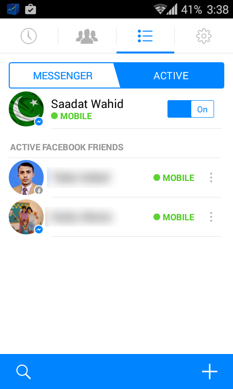 Download Facebook Messenger v14.0.0.16.14 apk right now