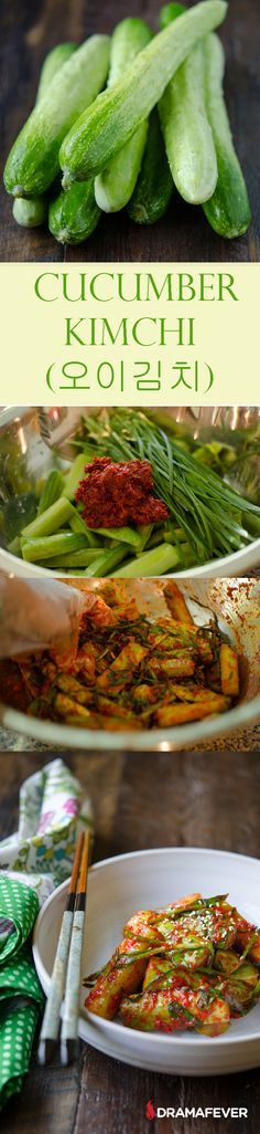 how to make easy kimchi