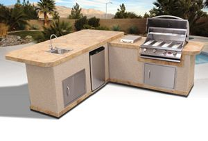 Bbq Grills Outdoor Kitchens Islands And Save On Cal