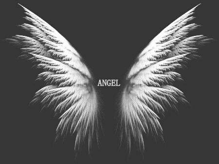 Imagen De Angel And Wings Angel Wings Pictures Wings Wallpaper Angel Wings Tattoo Aesthetic iphone angel wings wallpaper