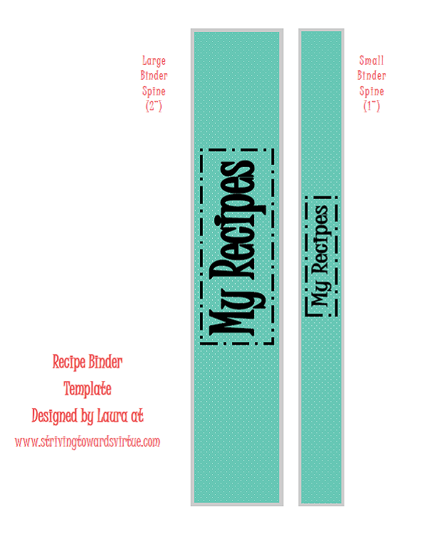 Free Binder Label Templates Download  Google Search  Diy Labels