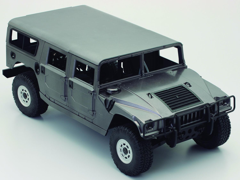 1 8 Hummer H1 Scale Model Rc Car Hummer Hummer H1 Hummer Cars