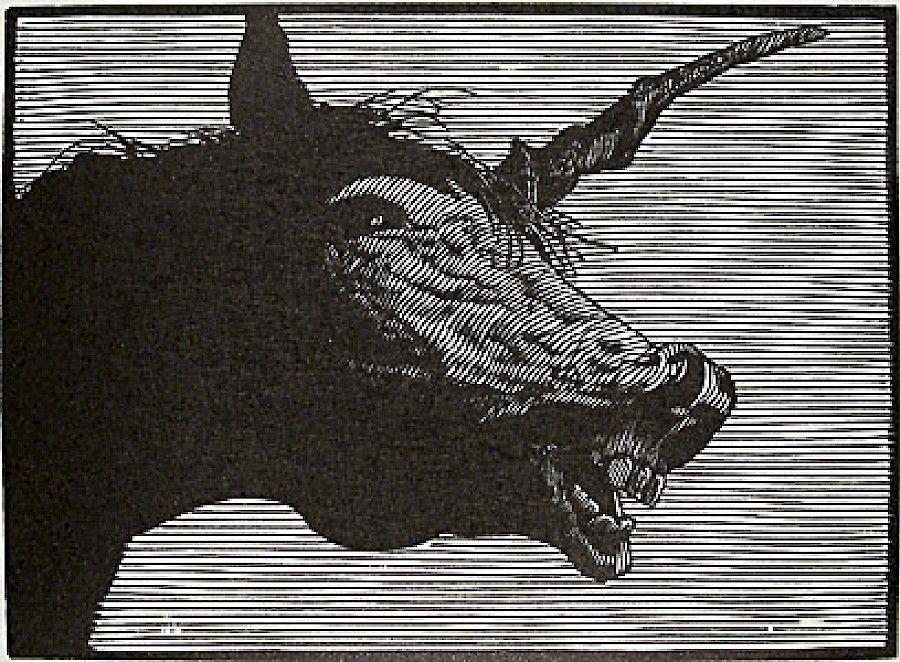 Barry Moser -  Unicorn