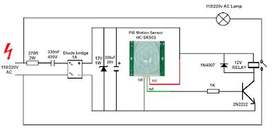 Simplest 220v Motion Light Switch Motion Light Switch Motion Light Switch