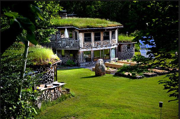 Construcci n de casas de madera de le a una curiosa - Construccion casas de madera ...