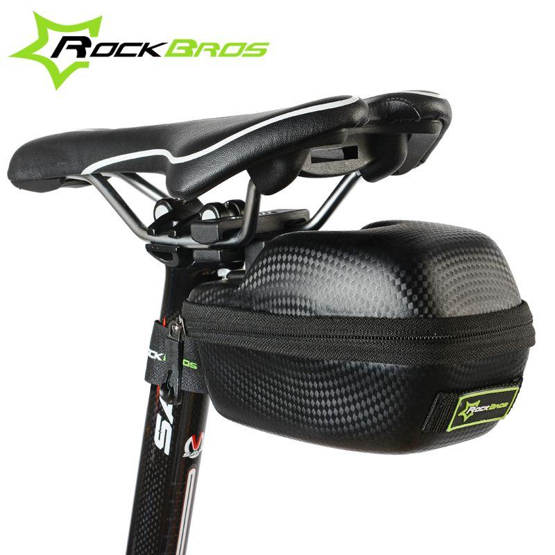 Rockbros Road Bike Saddle Bag Mtb Mountain Bicycle Seat Post Bag