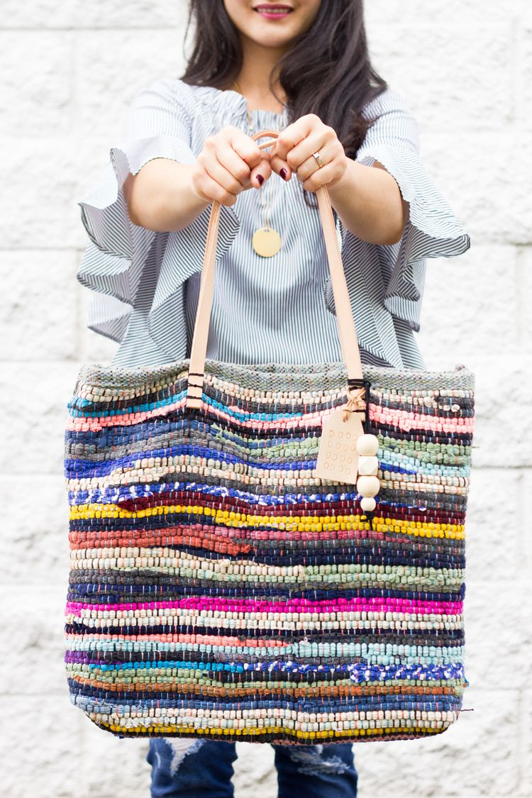 11 Easy to Make DIY Totes To Carry All Your Junk With Pride | Chasing A Better Life | Lifestyle & Keto Guide | Travel | Keto Recipes |