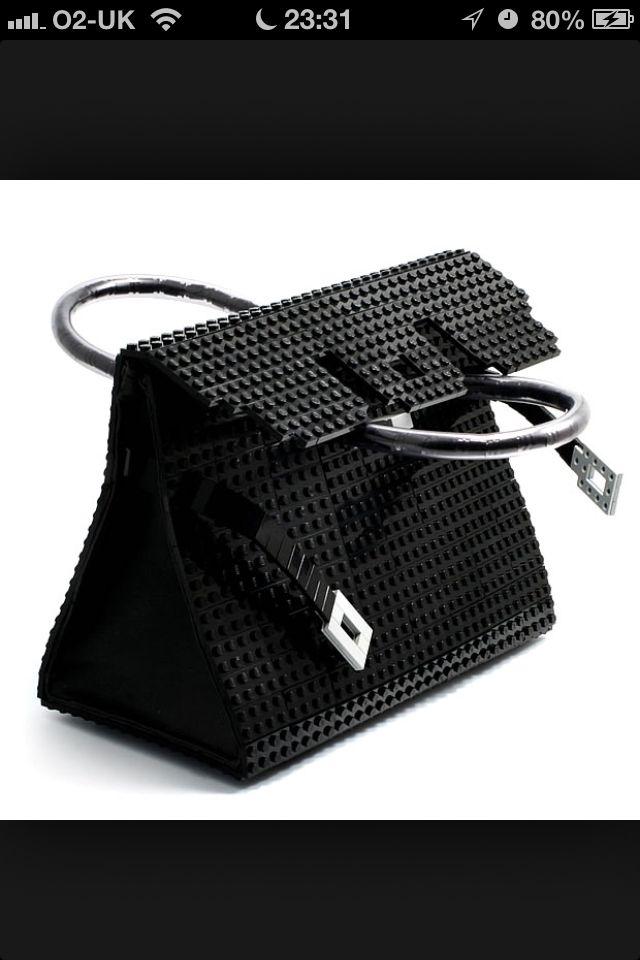 Hermes Lego Bag A Building Block For