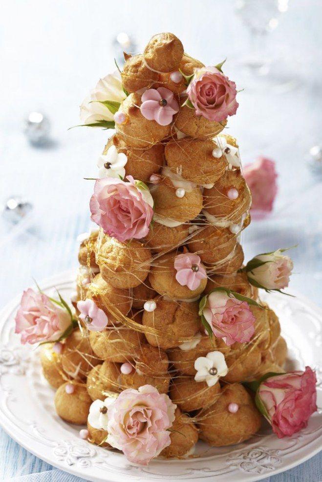 30 Pièces Montées En Choux Pour Votre Mariage Wedding Cake