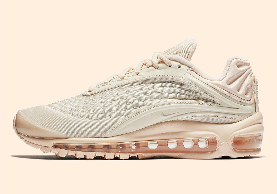 The Nike Air Max Deluxe In A Crisp Arctic Orange | Nike air