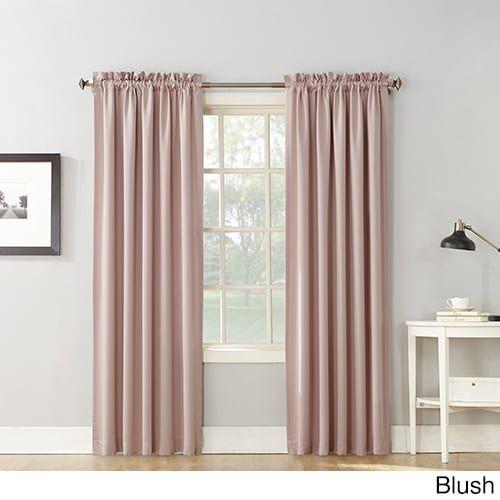 Panel Curtains Rod Pocket Curtains Curtains