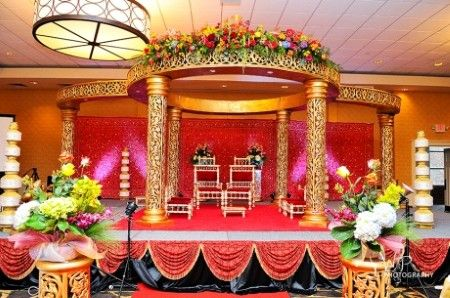 Indian Wedding Decorations Best Wedding Decor Mandaps Indian