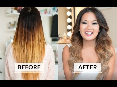 Have You Ever Thought Of Toning Your Hair There Are Recipes That Can Be Used To Perform This Tone Orange Hair Toning Bleached Hair Dark Hair With Highlights