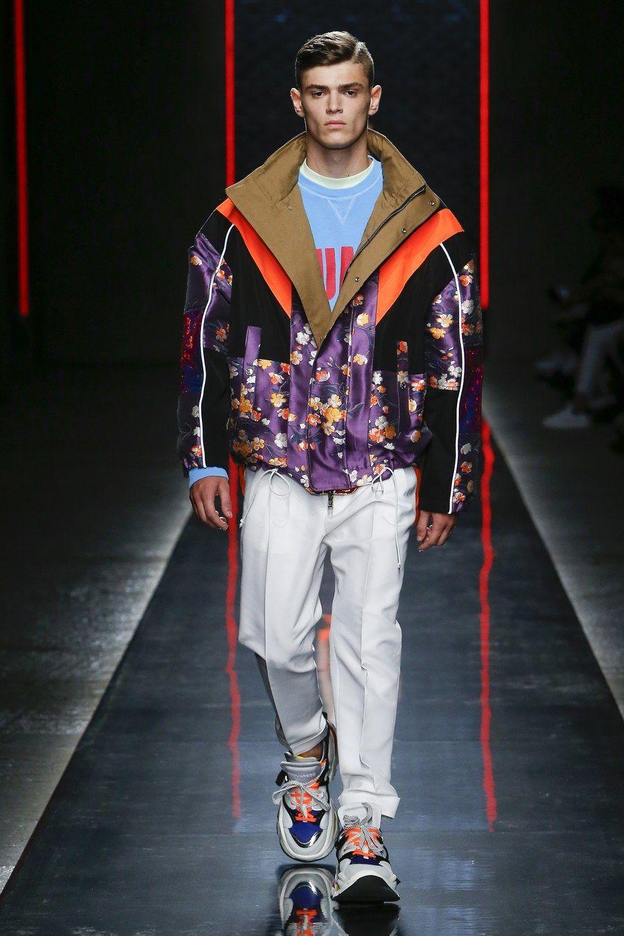 Dsquared2 Spring 2019 Menswear Fashion Show | Mens fashion ...