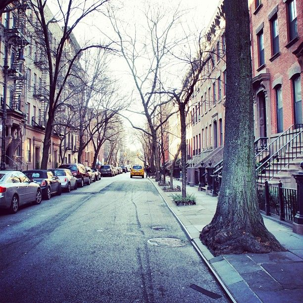 One fine day  love this part of Manhattan