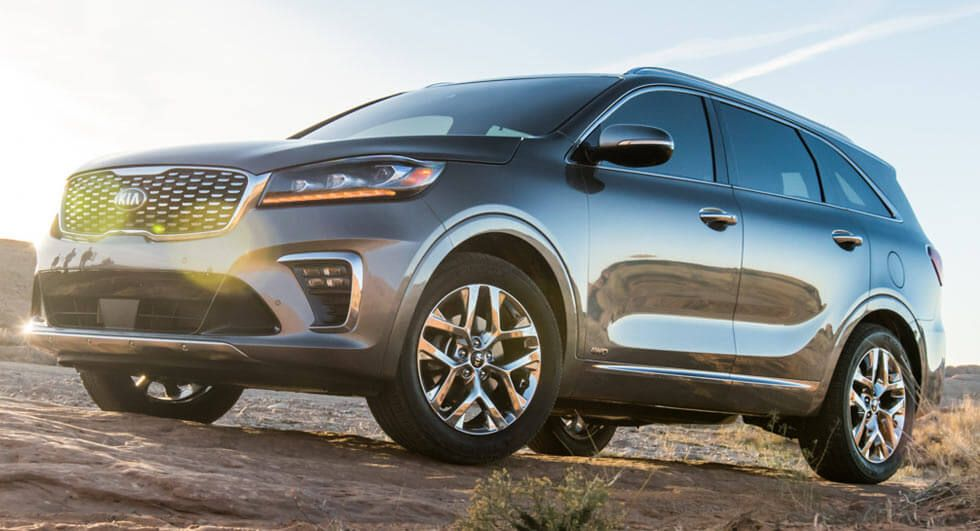 2019 Kia Sorento Revealed Ahead Of La Debut Kia Sorento Vans