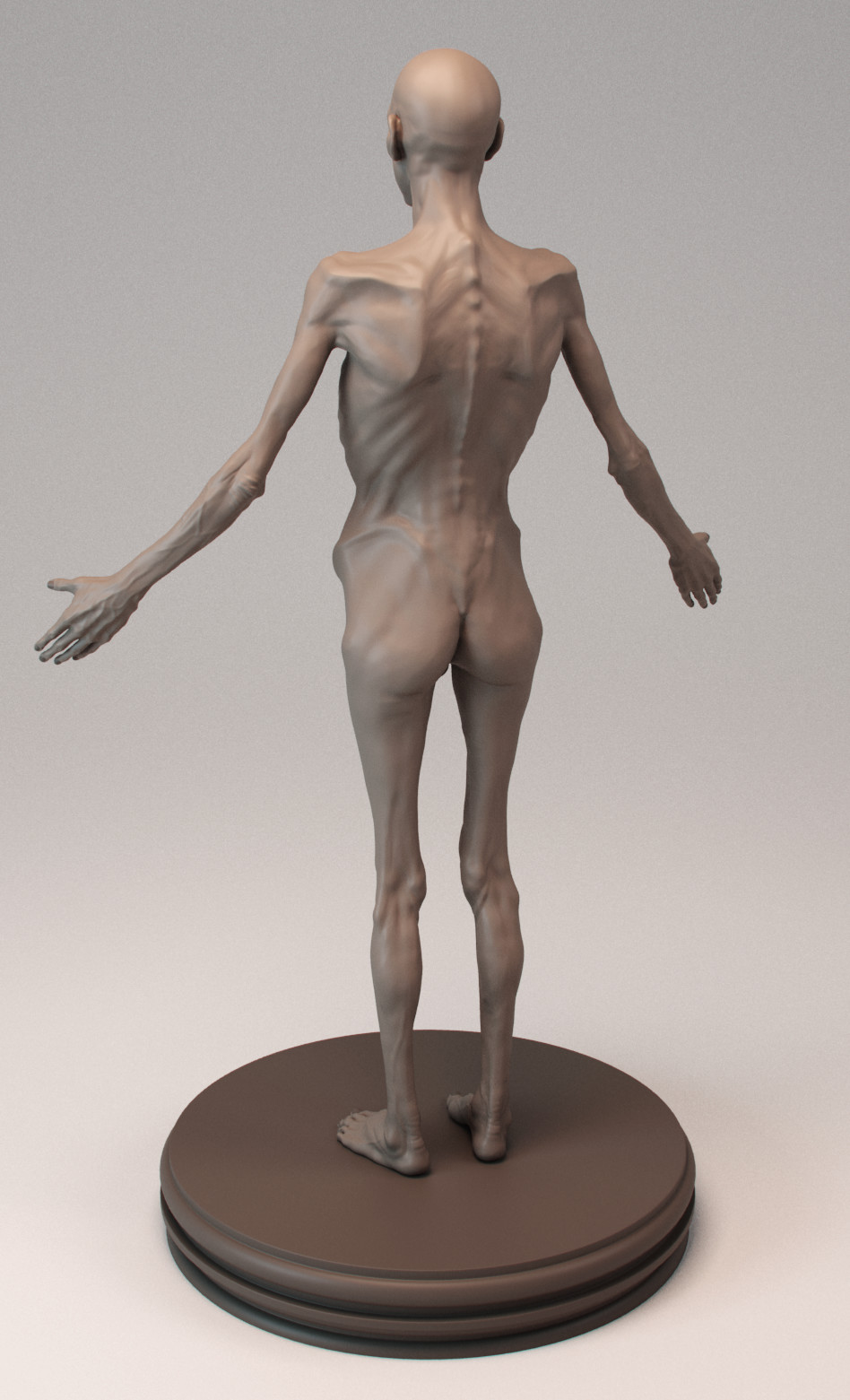Artstation Male Study Thin Michael Falzon Body Reference Male Greek Statue