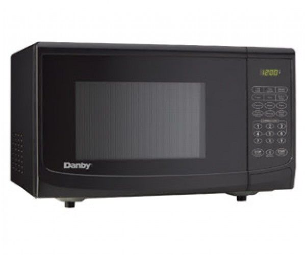 Danby Microwave Touch Pad Black Best Countertop Microwave