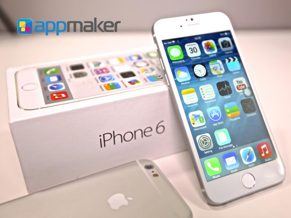 667f801feb1 APLICACIONES MÓVILES ¿Cuándo llega a México el Iphone 6? APP MAKER TE  INFORMA Ya es oficial que el nuevo iPhone 6 y iPhone 6 Plus llegue a  finales de ...