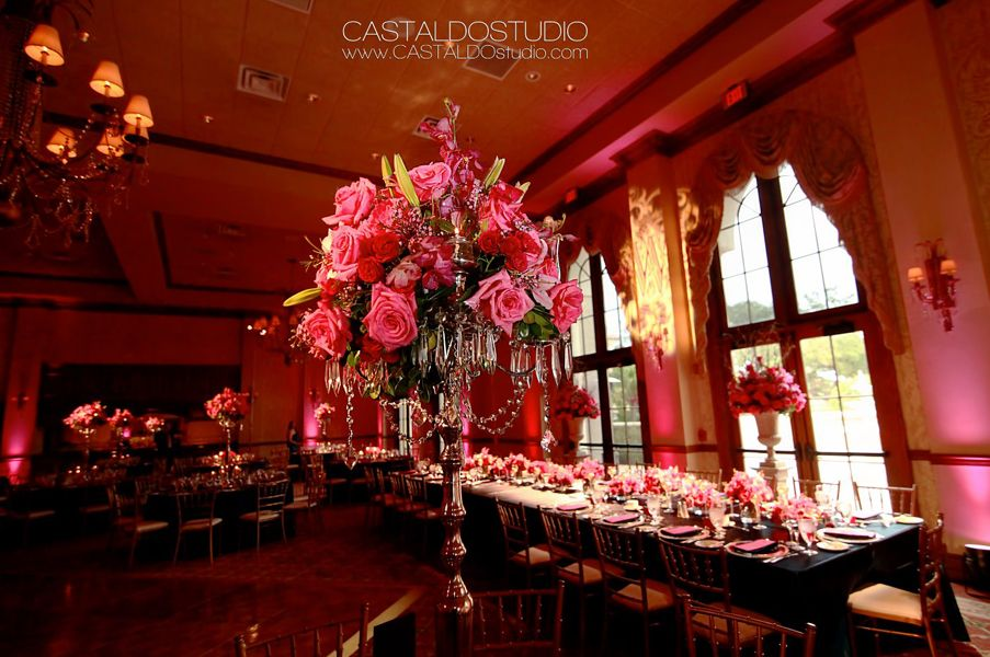Wedding Lighting At The Country Club Of Orlando By Www Keventlighting