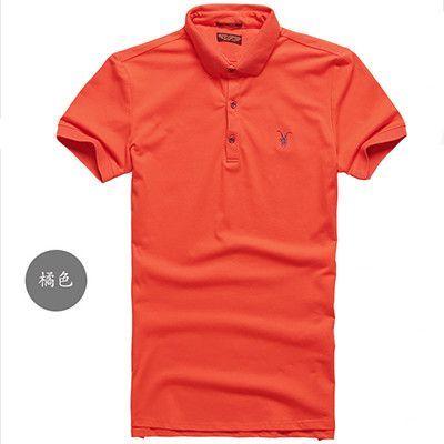 ALL size Casual polo shirt Men Solid polo shirt brands saints men British polo shirts sheep head cotton Short sleeve men