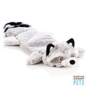 Martha Stewart Pets Flat Animal Crinkle Dog Toy Toys Petsmart