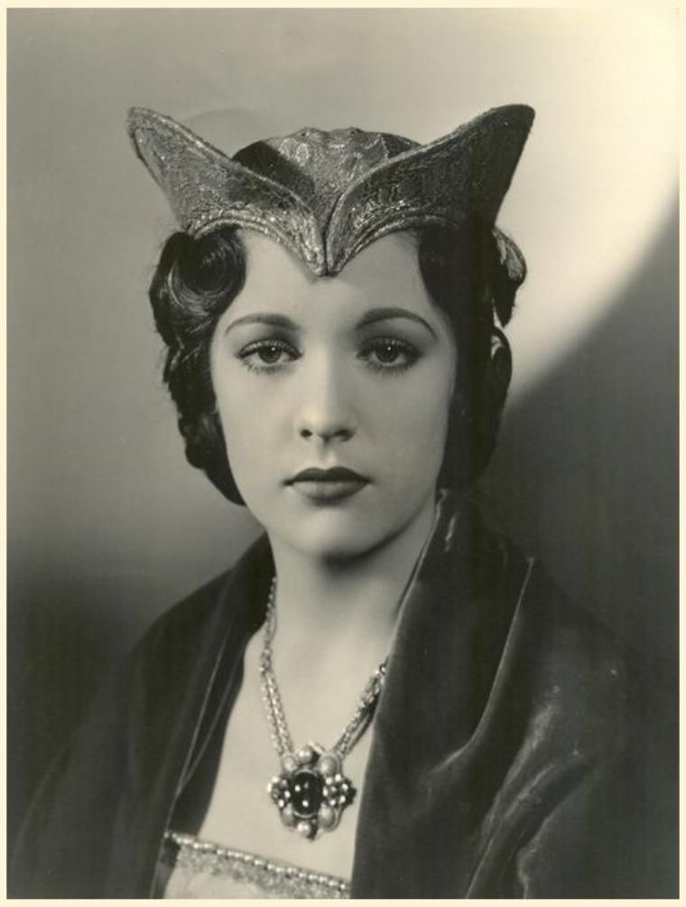 Irene Ware, 1930 (1910 -1993). An American movie actress and ...