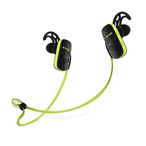 Bluetooth Headphones Trond Edge Bluetooth 4 0 Sweatproof Sport Headphones Wireless Earbuds Head Waterproof Headphones Bluetooth Earbuds Sports Headphones