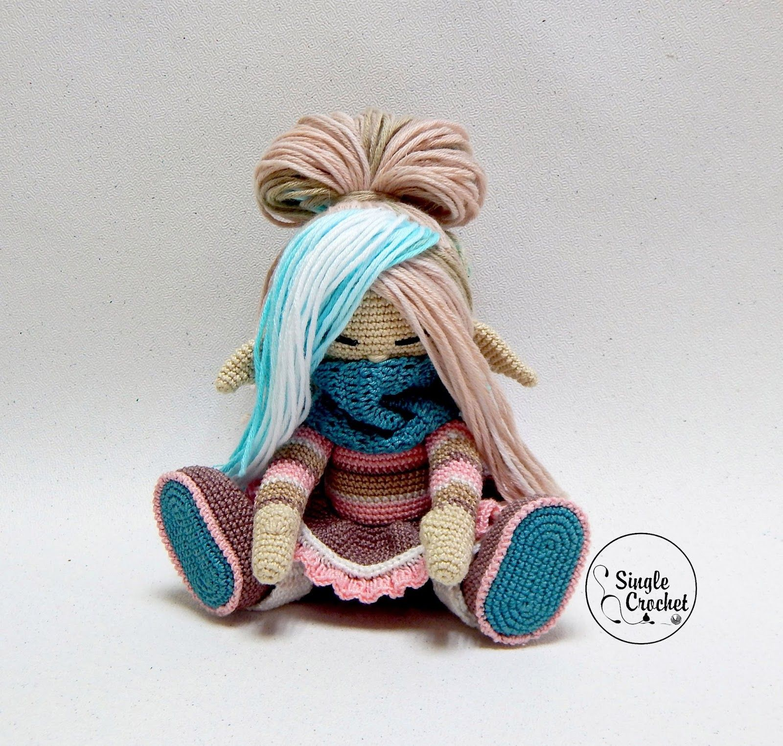 Amigurumi Doll Pattern Interesting Inspiration