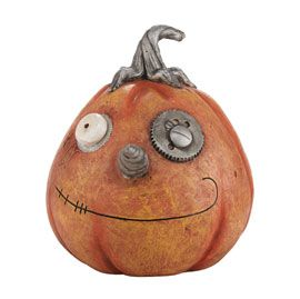 "Department 56: Products - ""Light Orange Pumpkin Figure"" - View Products"