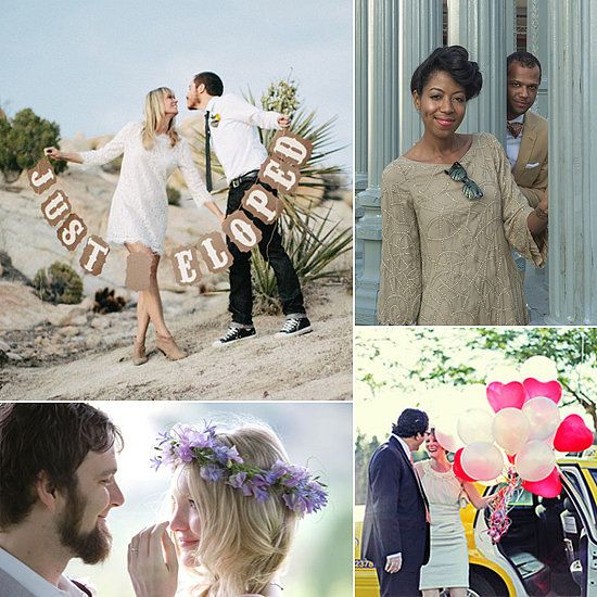 10 Reasons Eloping Is Beautiful