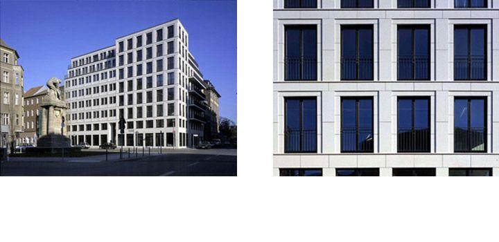 Walter Arno Noebel Haus Am Karlsplatz Berlin Architecture