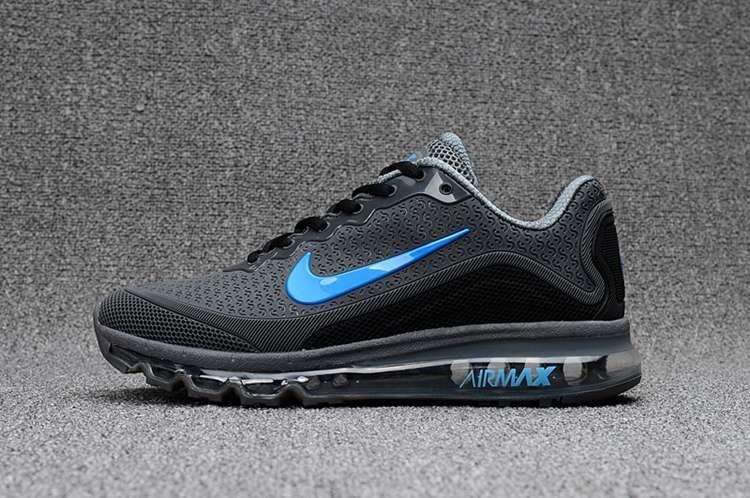 Nike 2017.8 KPU NIKE MAX 2017.8 KPU Carbon Grey Blue Men 40