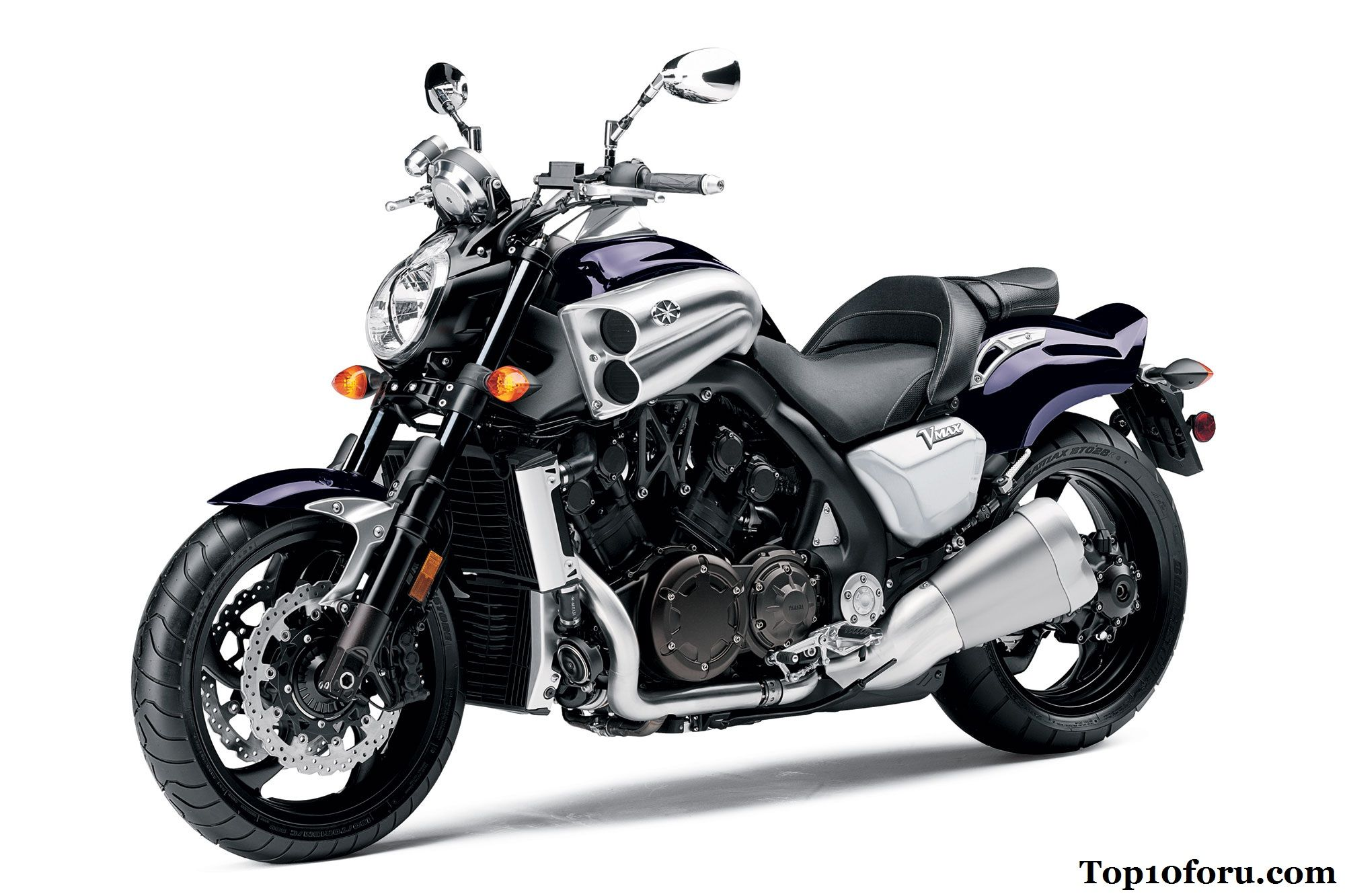 Top 10 Most Expensive Bikes In India Yamaha Vmax Yamaha