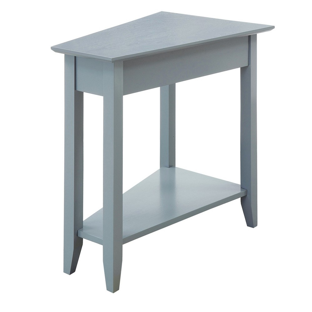 American Heritage Furniture Tampa: American Heritage Wedge End Table