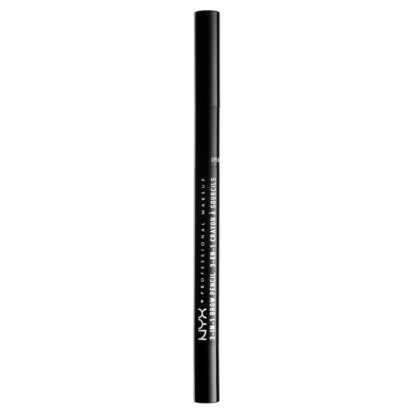 Nyx Professional Makeup 3 In 1 Brow Pencil Blonde 0 5oz