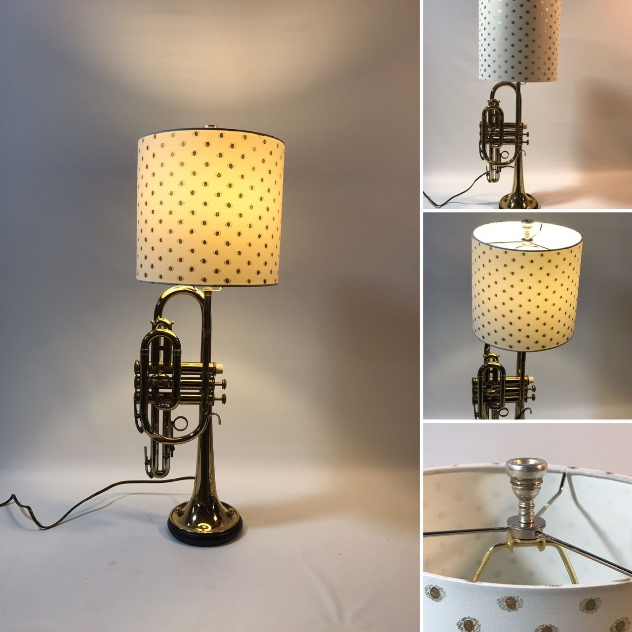 Trumpet Lamp From The Replace Trumpet Lamp Lamp Wall Lamp