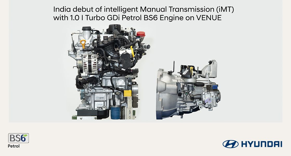 Hyundai's Intelligent Manual Transmission Means You Can