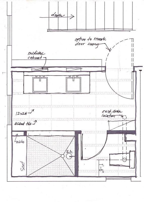 Small Master Bathroom Floor Plans With No Tub Designs Master Bathroom Plans Master Bathroom Layout Bathroom Floor Plans