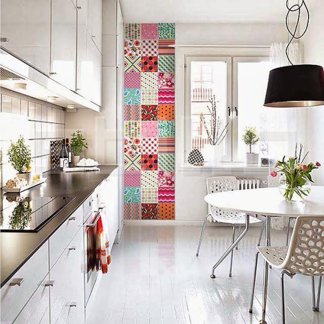 cozinha luz natural espaço aproveitado Dining room Pinterest