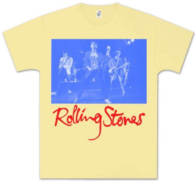 Rolling Stones Photo Series 1989 T-Shirt