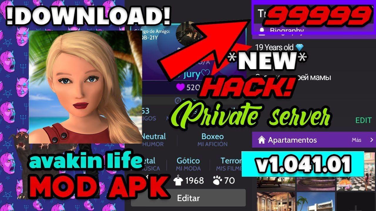 Roblox Mod Menu Download Youtube No Root Avakin Life Mod Apk Mod Menu Avacoins Unlimited Hack Avakin Lif In 2020 Avakin Life Hack Youtube Life