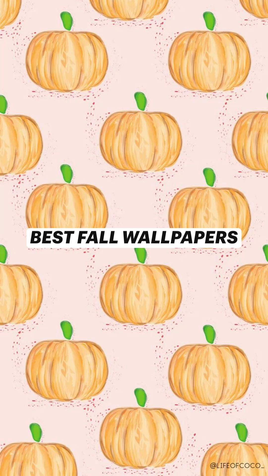 Best Fall Wallpapers