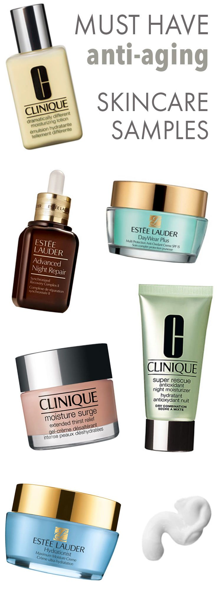 Free Skincare Samples for Top AntiAging Wrinkle Cream