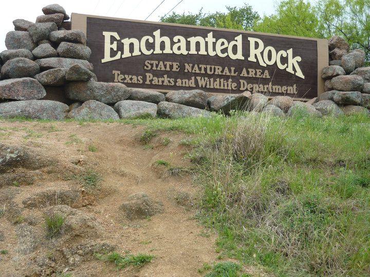 ENCHANTED ROCK FREDERICKSBURG TX   Enchanted rock