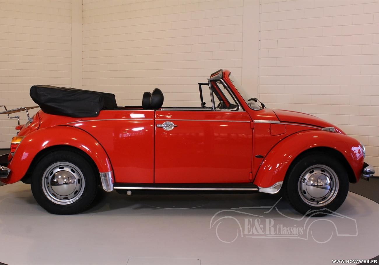 Top Vente voiture ancienne de collection : Volkswagen Coccinelle  GI48