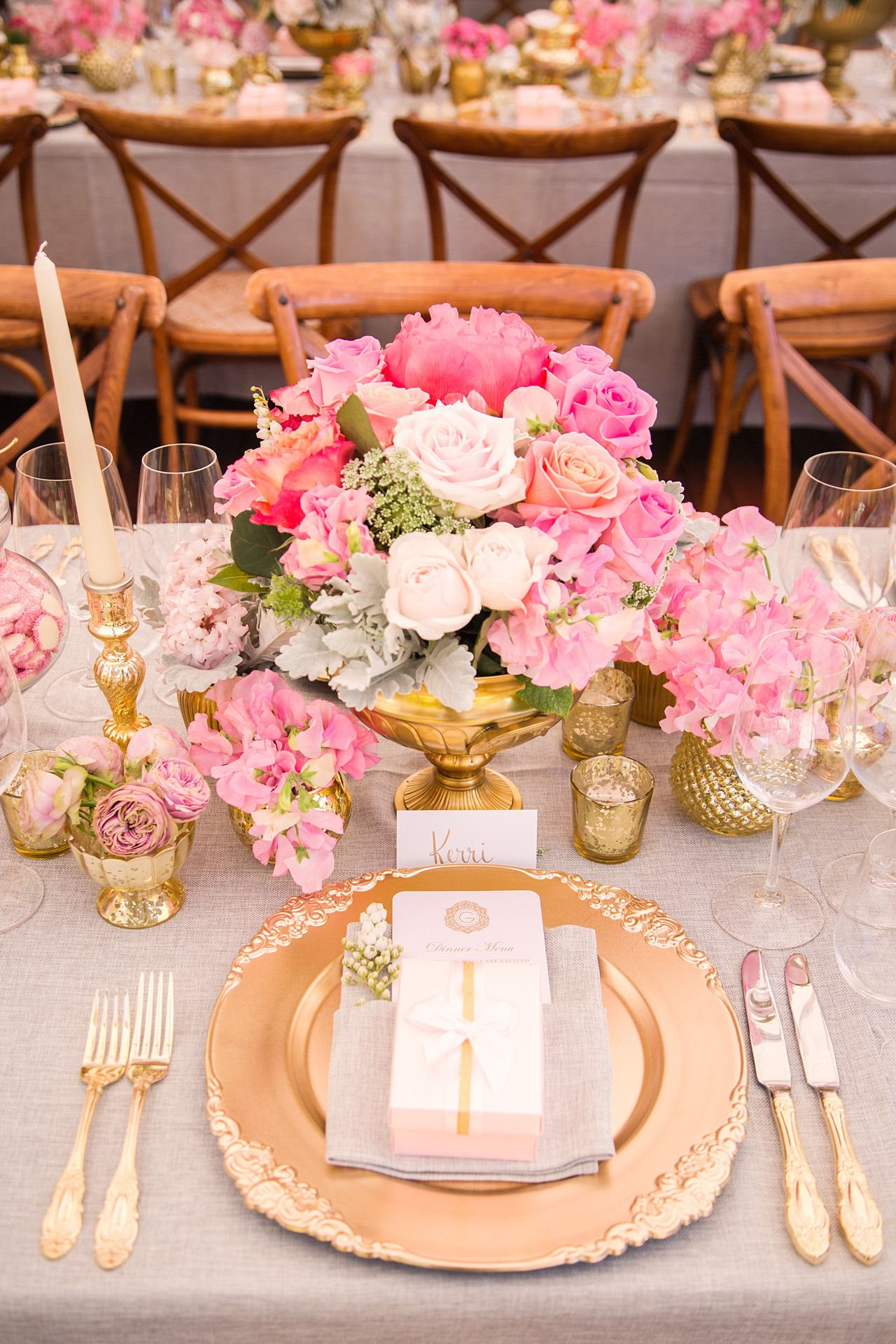 Glamorous Pink & Ivory Country Wedding | Photography studios, Studio ...